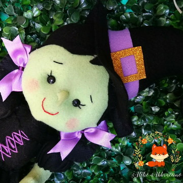 O Mágico de Oz - Bruxa Malvada do Oeste - Euphaba