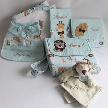 kit completo para bebê - 6 peças