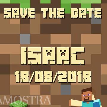SAVE THE DATE DIGITAL MINICRAFT