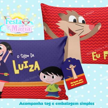 Almofadas Personalizadas Show da Luna