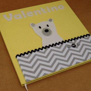 Livro Do Bebê urso polar 1