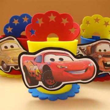 Centro de mesa Carros Disney
