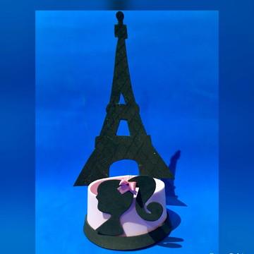 Centro de mesa Barbie Paris