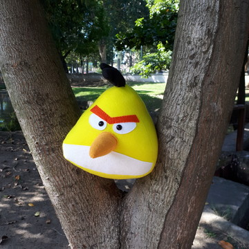 Angry Bird Amarelo