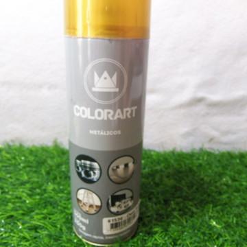 Spray Colorart Metálicos Ouro Velho