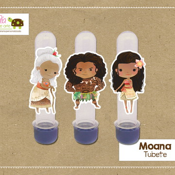 Tubete Festa Moana
