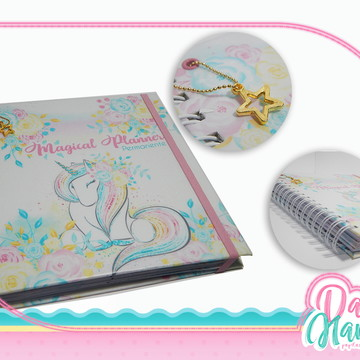 Big Planner Unicorn