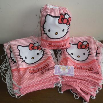 Mochilinha Personaliza Hello Kit