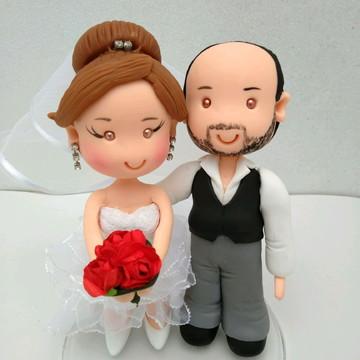 topo bolo casamento
