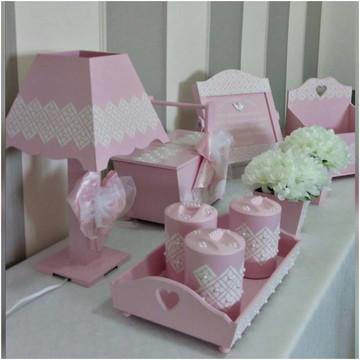 Kit decoração quarto de bebê