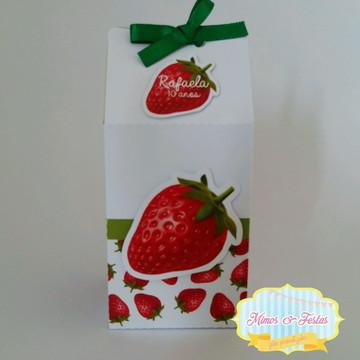 Caixa Milk Frutas Morango
