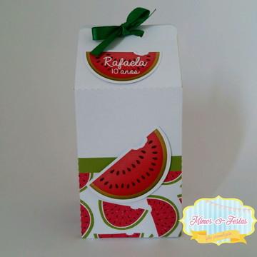 Caixa Milk Frutas Melancia
