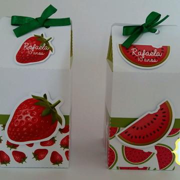 Caixa Milk Frutas