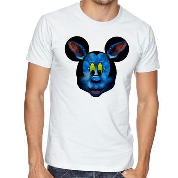 Camiseta Infantil Blusa Criança Mickey mouse disney avatar