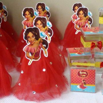 kit Festa personalizado Princesa Elena de Avalor