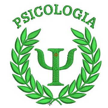 Matriz de bordado - Psicologia 001