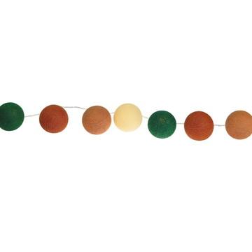 Cordão de luz 35 Bolas Valdivia