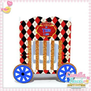 Caixa Jaula Circo Mickey