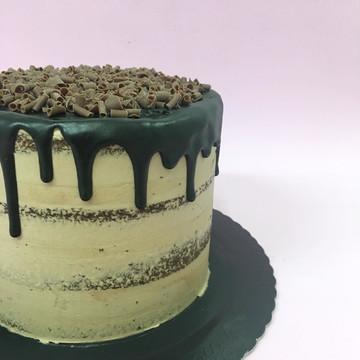 Bolo | Semi Naked Cake | Drip Cake | Chocolate