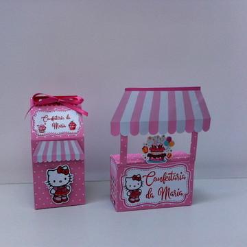 Kit caixa Hello Kitty Patisserie