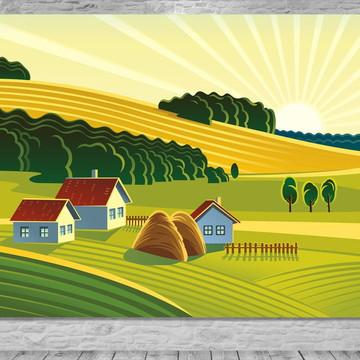 Painel Fazenda - Frete Grátis