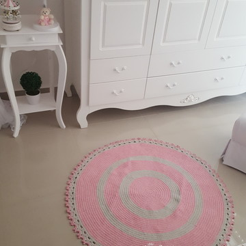 Tapete quarto de bebê