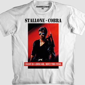 3035bbc21e Camisa STALLONE COBRA