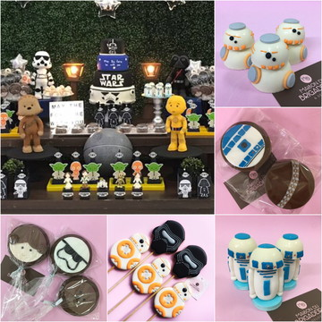 Kit Doce Festa | Star Wars