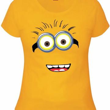 Camiseta Do Filme Minions !