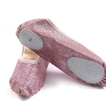 832390a583 Sapatilha Ballet Glitter rosa