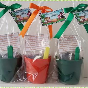Mini Kit Ecológico Simples Fazendinha