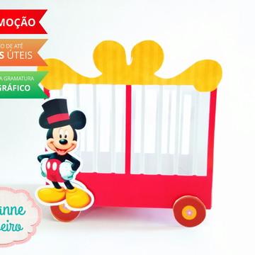 Jaula - Circo do Mickey