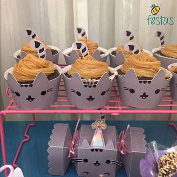 Forma Cupcake Cat Pusheen