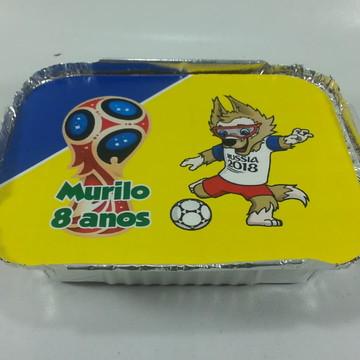 Marmitinha - Copa do Mundo 2018