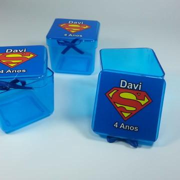 Caixinha 5x5cm - Super Man