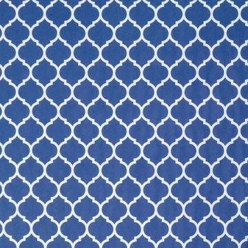 PVC Dekorama Craft Marrocos Indigo