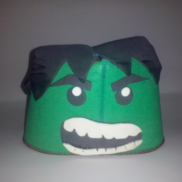 chapeu hulk