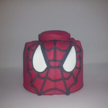 chapeu homem aranha
