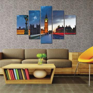 Quadro Mosaico Decorativo Big Ben