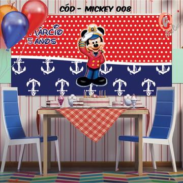 Painel festa decoração Mickey
