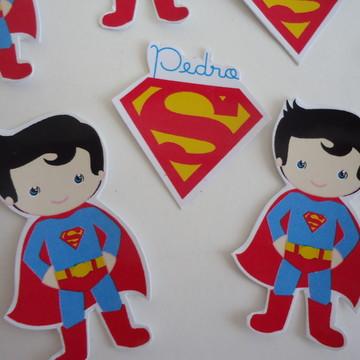 kit para festa - Superman