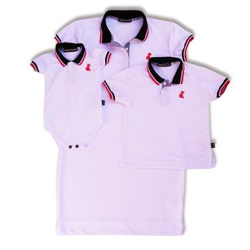 ed41f0eb47 Camisa Polo Malha Lisa Plus Size Tamanho Grande G1 G2 e G3