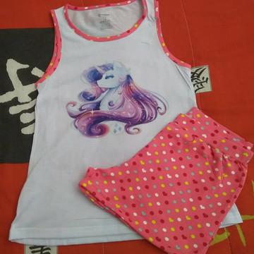 368cac8c94b Pijama Infantil Feminino