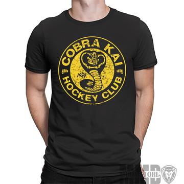 Camiseta Cobra Kai - Karate Kid - Filme Série Geek Nerd