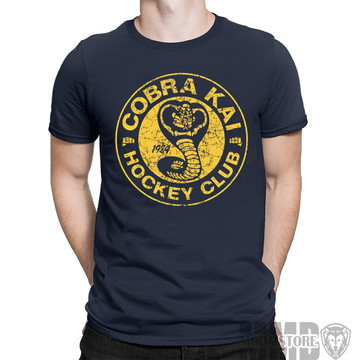 Camisa Camiseta Cobra Kai Karate Kid Série Filme