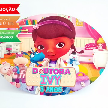 Elipse Doutora Brinquedos