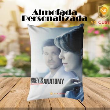 Grey's Anatomy Almofada Criativa de Séries