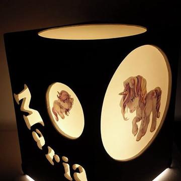 Luminária BABY BOOM - Personalizada