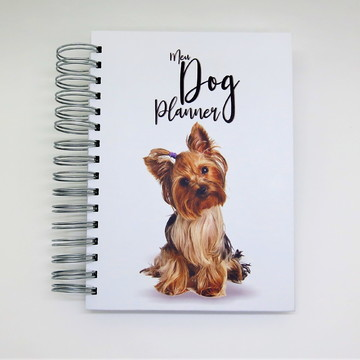 PLANNER PET DOG