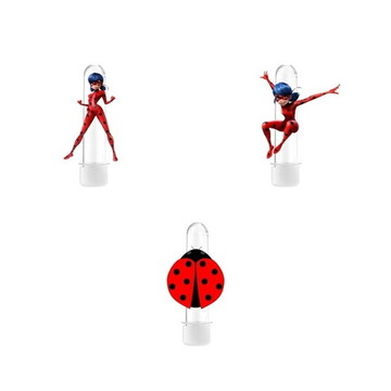 Tubete 3D Lady Bug